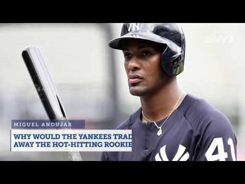 Video: Would trading Miguel Andujar lead Manny Machado to the Yankees?