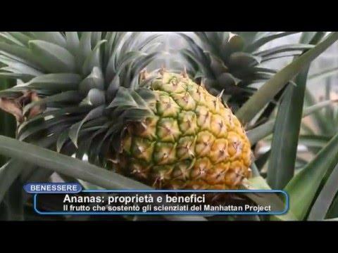la dieta dell'ananas per dimagrire e curare molte malattie.
