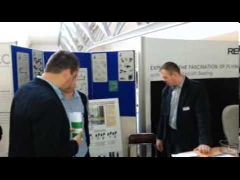 Na Uniwersytecie Zielonogórskim odbyły się Targi Pracy Etat 2013. Oferty dotyczące zatrudnienia oraz praktyk przedstawiło aż 9 firm działających w regionie.