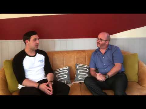 Talent Hub TV Episode 1 With Mark Tossell