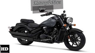 10. HOT NEWS !!! 2018 Suzuki Boulevard C90 BT  spec & price