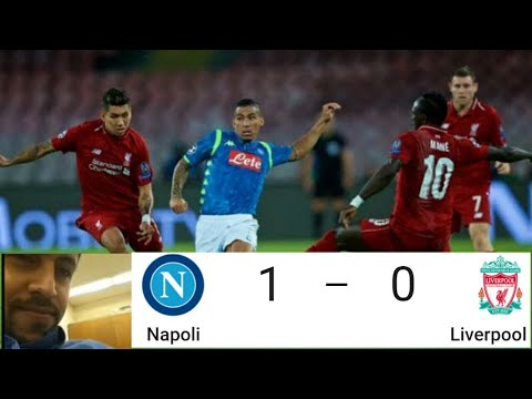 Liverpool F.c. Vs Napoli Full Game Highlights 10/3/2018