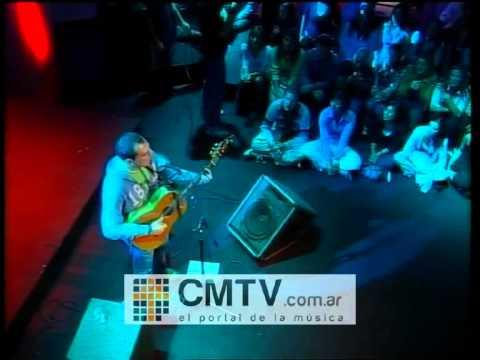 Ismael Serrano video Papá, cuéntame otra vez - CM Vivo marzo 2005