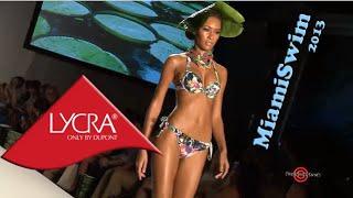 XTRA LIFE LYCRA® BRAND - Mercedes-Benz Fashion Week Swim 2013