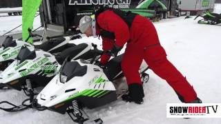 6. 2018 Arctic Cat ZR 200
