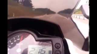 10. Benelli TNT 600 Top Speed -- 230km/j