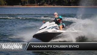 10. Yamaha FX Cruiser SVHO