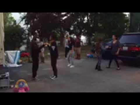 Quinceañera dance