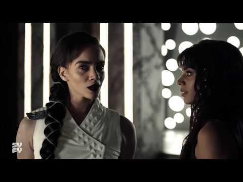 "Killjoys - 3x10 - ""Wargasm"" - Aneela and Dutch - Part 2"