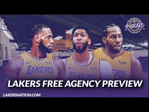 Video: LakersNation Podcast: Lakers 2019 Free Agency Preview