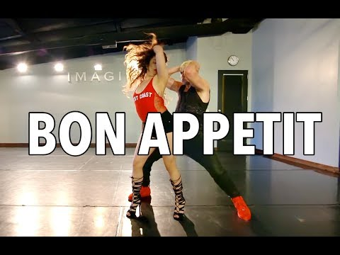 Katy Perry - Bon Appétit (Official) ft. Migos - Sean van der Wilt