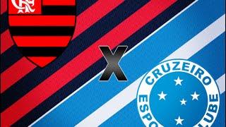Jogaço do Campeonato Brasileiro - Flamengo e Cruzeiro , umas da maiores rivalidades de times no Brasil atualmente em um...