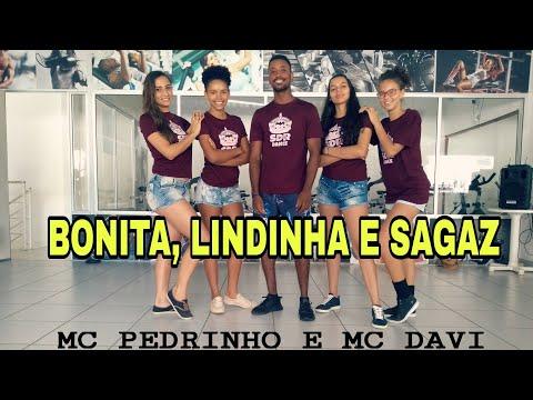 BONITA, LINDINHA E SAGAZ - Mc Pedrinho e MC Davi (Coreografia SDR DANCE)