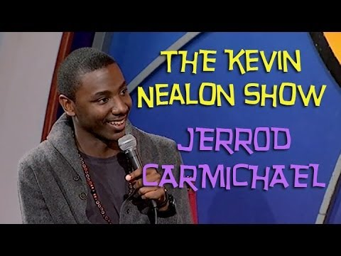 The Kevin Nealon Show - Jerrod Carmichael (Stand Up Comedy)
