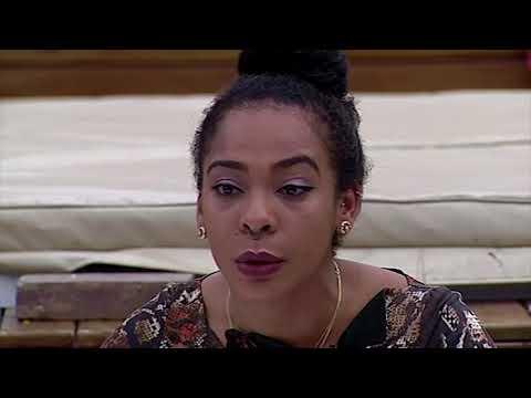 Bisola VS TBoss - Breakfast Fight - Big Brother Naija - Big Brother Universe