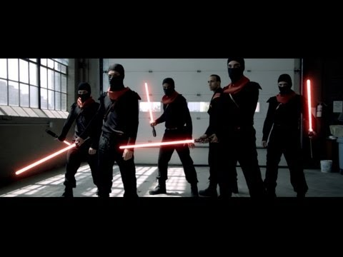 jedi - Facebook it: http://on.fb.me/taZ2F1 | Tweet it: http://bit.ly/sTeQOJ 'Jedi Ninjas' a Team2X production. Produced by James Mark and Yung Lee (GakAttack). Dire...