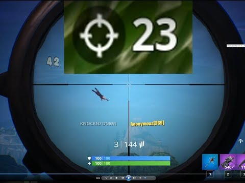 23 Mini-bomb Duos FORTNITE