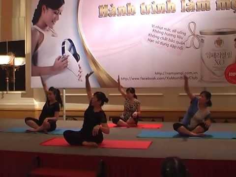 Bài tập thể dục dành cho phụ nữ mang thai