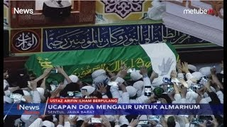 Video Shalawat Menggema saat Jenazah Ustaz Arifin Ilham Dibawa ke Gunung Sindur - iNews Sore 23/05 MP3, 3GP, MP4, WEBM, AVI, FLV Mei 2019
