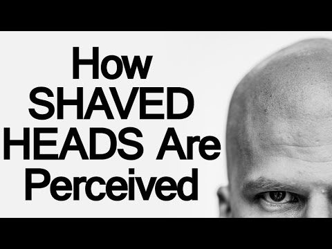 What Does A Man's Bald Head Signal?  | Do Men With Shaved Heads Project Dominance & Authority?
