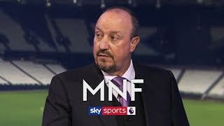 Rafa Benitez answers YOUR questions on Gerrard, Liverpool and his tactics at Newcastle! | MNF