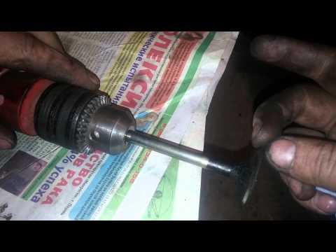 Очистка выпускных клапанов от нагара химическим способом DRIVE 2 39