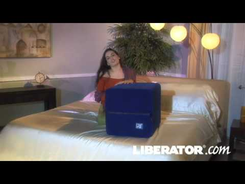 Liberator Cube for sex during Pregnancy