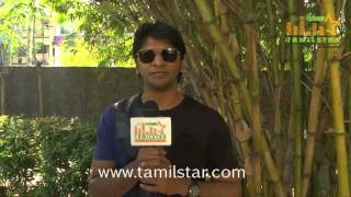 Ashraf at Ra Movie Team Interview