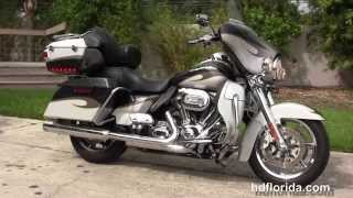 8. Used 2013 Harley Davidson CVO Ultra Motorcycles for sale