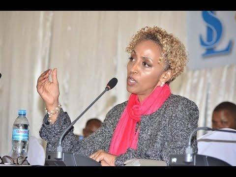 GLOBAL HABARI: Fatma Karume Ashinda Urais TLS, Achukua Mikoba ya Tundu Lissu