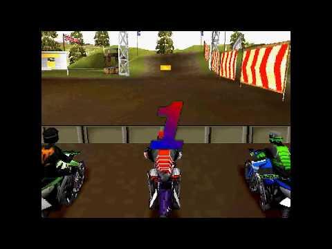 motocross mania playstation 1