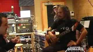 Mission Metallica Fly On The Wall Clip July 29th