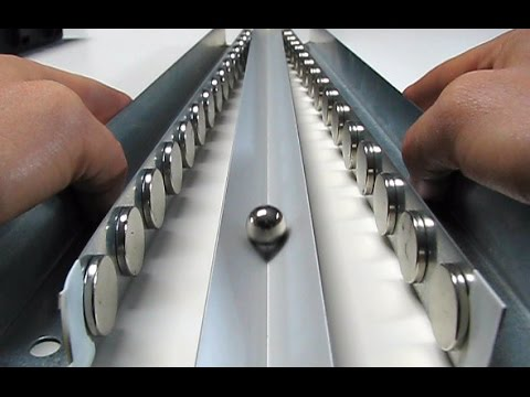 MAGNETIC ACCELERATOR - Wakanda Technology | Magnetic Games (видео)