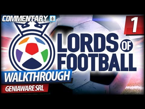 Lords of Football Xbox 360