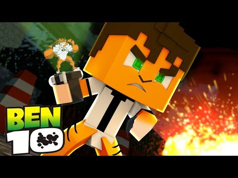 Minecraft: WHO'S YOUR FAMILY? - O BEBÊ BEN 10 SE TRANSFORMOU NO RATH!!