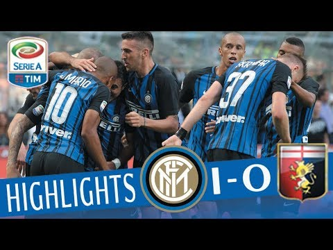 Inter - Genoa - 1-0- Highlights - Giornata 6 - Serie A TIM 2017/18