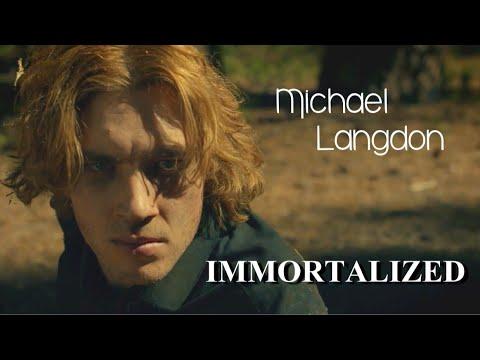 Michael Langdon | Immortalized | American Horror Story: Apocalypse