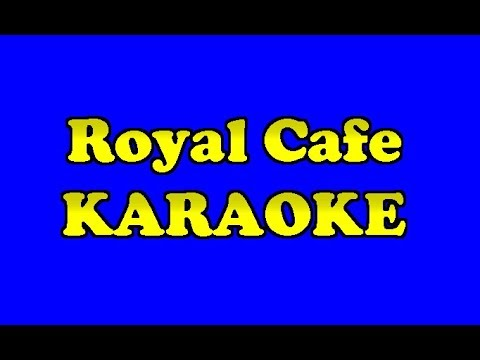 KARAOKE ROYAL CAFE - ARGHANA TRIO