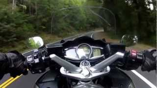9. 2013 Yamaha FJR1300A POV Onboard Video