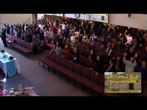 04-21-2019 - Lễ Phục Sinh -  Praise and Worship