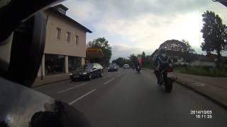 6. BMW R1200 GS Triple Black