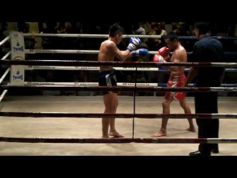 Muay Thai – Chaweng Stadium, Koh Samui, Thailand – 25th June 2010
