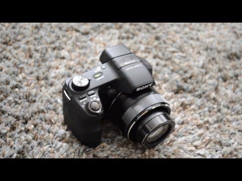 Sony Cyber-Shot DSC-HX200V - Unboxing, Setup & First Look