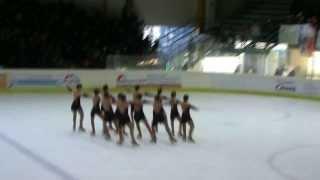 Sill Starlights Mixed Age Over 15 - 1a Gara Nazionale - Sesto 01/12/2013