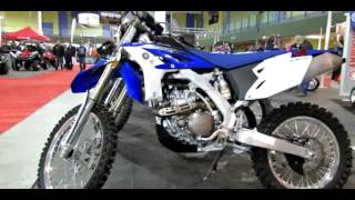7. 2013 Yamaha WR450F Dual Purpose Bike