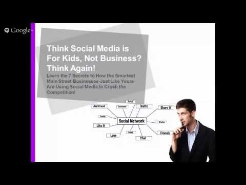 How to use Social Media for Business !!