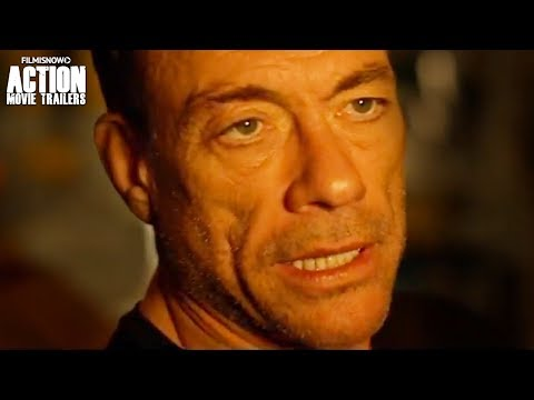 BLACK WATER | NEW Trailer for Jean-Claude Van Damme, Dolph Lundgren Action Thriller