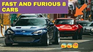 Nonton Fast and Furious 8 ALL CARS ! ! ! Film Subtitle Indonesia Streaming Movie Download