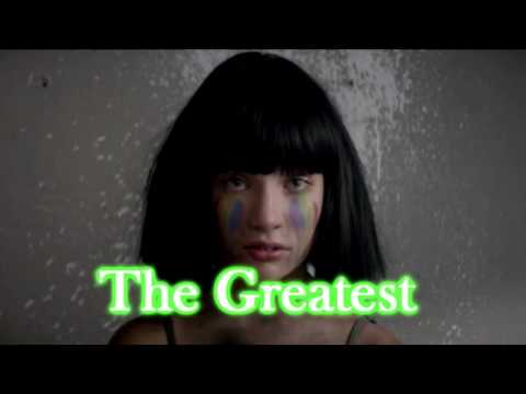 Video Sia - The Greatest [1 Hour] download in MP3, 3GP, MP4, WEBM, AVI, FLV February 2017