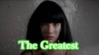 Video Sia - The Greatest [1 Hour] MP3, 3GP, MP4, WEBM, AVI, FLV Januari 2018